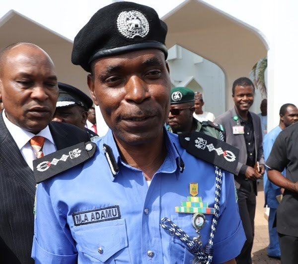New Police IG sacks force's spokesperson, Jimoh Moshood; appoints Frank Mba