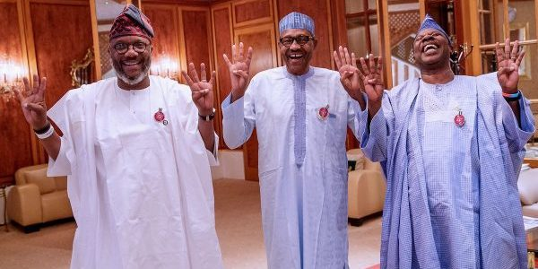I hope Amosun's support is not for selfish reasons: Buhari