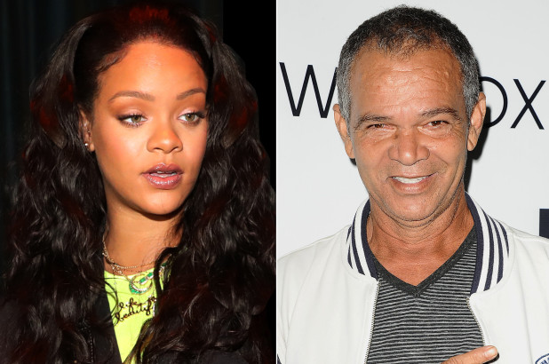 Rihanna drags her own father to court for using her brand name