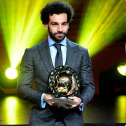 Football Pharaoh: Salah wins second consecutive Aiteo-CAF Award