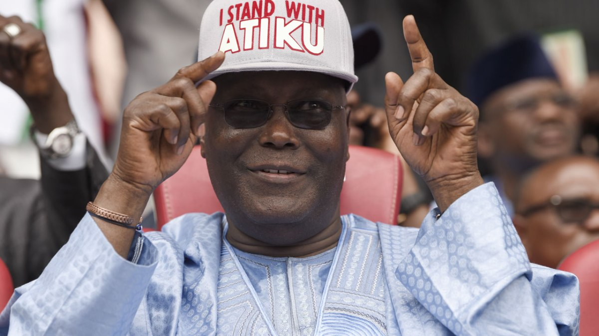 Atiku wins Today's Echo presidential poll