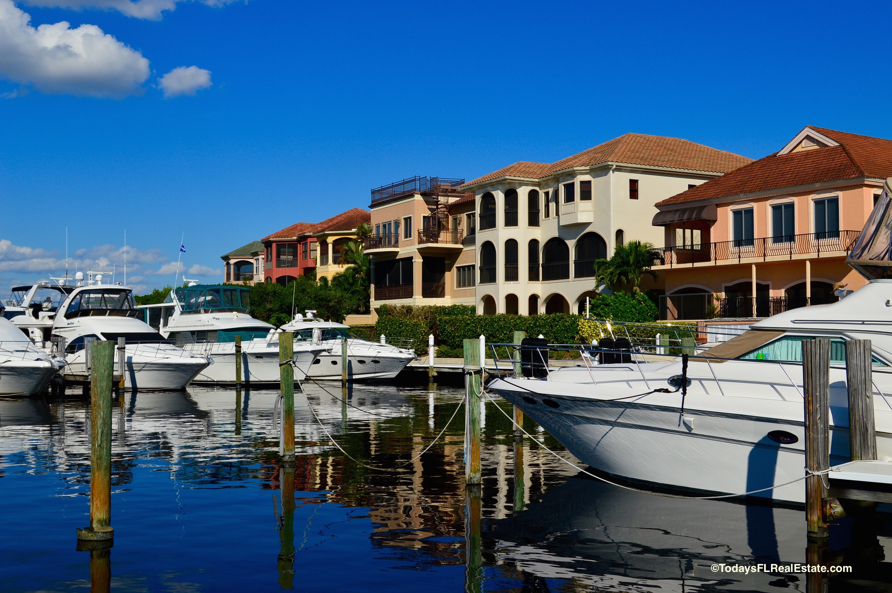 Waterfront Communities In Fort Myers Florida Waterfront Real Estate Fort Myers