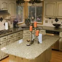 Kitchen Facelift Dishes Give Your A Today S Homeowner Green With Granite Countertops