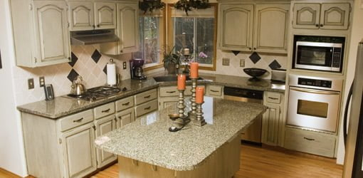 best inexpensive kitchen faucet chicken decor for give your a facelift | today's homeowner