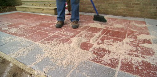 How To Lay A Paver Patio Todays Homeowner Page 63