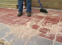 How to Lay a Paver Patio   Today's Homeowner - Page 63