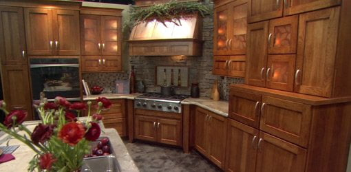 www.kitchen cabinets spring kitchen faucet the best today s homeowner with built in range and hood