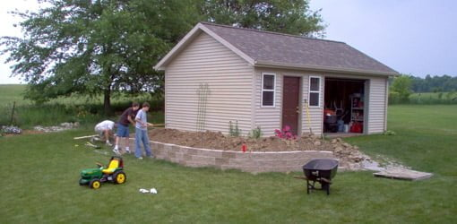 What to Consider When Building a Storage Shed in Your Yard