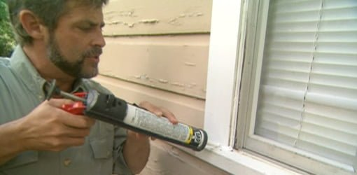 How to Caulk and Seal Around Windows and Doors  Todays Homeowner