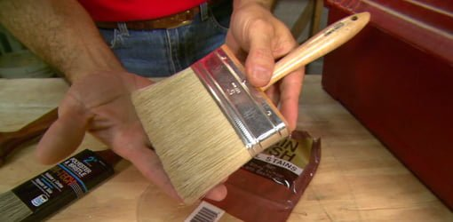 How to Apply Polyurethane Finish  Todays Homeowner