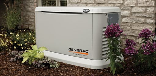 generac whole house generator wiring diagram loncin 110cc quad installing a standby for your home today s in yard next to
