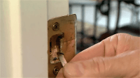 How to Stop a Closed Door from Rattling | Today's Homeowner