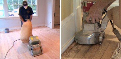 Tools for Sanding Wood Floors  Todays Homeowner