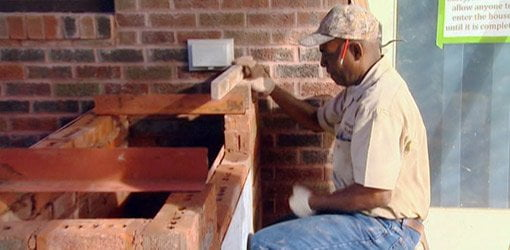 kitchen faucet repair outdoor kitchens houston building a brick grill station for the kuppersmith project ...