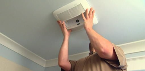 Tips for Installing a Bathroom Exhaust Vent Fan  Todays