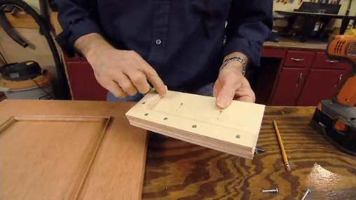 How To Make A Drilling Jig For Cabinet Handles And Knobs