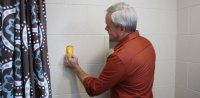 How to Find Wall Studs Behind Bathroom Wall Tile | Today's ...