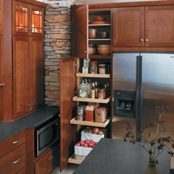 Smart Design Can Add Big Function to Small Kitchens