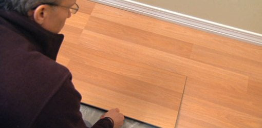 DuPont Cherry Block Laminate Flooring for Your Home  Todays Homeowner
