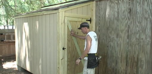 Shed Roof Insulation Diy