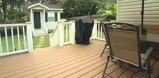 Replacing Deck Boards With Composite Cost