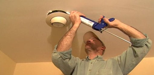 Kitchen Light Bulb Change