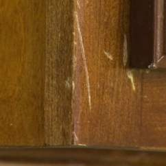 Kitchen Cabinet Repair Black Island With Seating How To Scratches On Wood Cabinets And Furniture ...