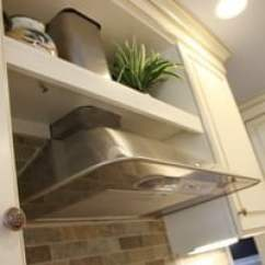 Kitchen Hood Vents Diy Countertops How To Calculate Range Fan Size Today S Homeowner Ductwork