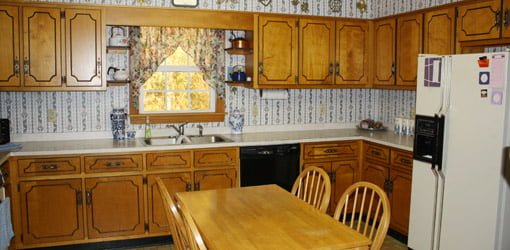 kitchen remodeling projects corner base cabinet 1960s update project today s homeowner dated before