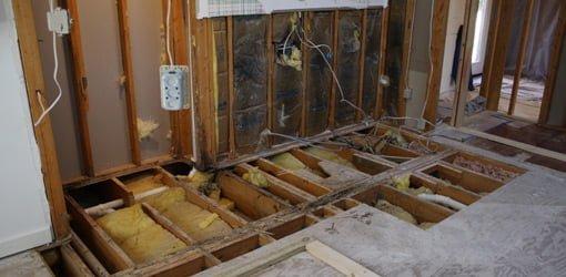 Master Bathroom Renovation Part 1  Todays Homeowner