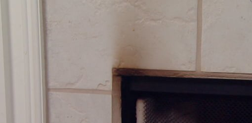 How To Clean Soot And Smoke On A Fireplace Surround Todays Homeowner