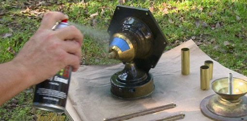 How to Paint Outdoor Light Fixtures  Todays Homeowner  Page 30