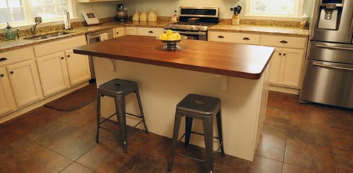 Adding A Kitchen Island To Improve Efficiency And Storage Today's