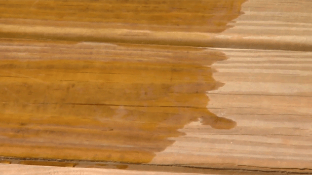composite kitchen sink cabinet degreaser when to seal or stain pressure-treated wood | today's ...