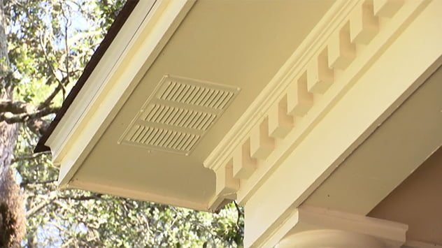 How to Install Soffit Vents  Todays Homeowner