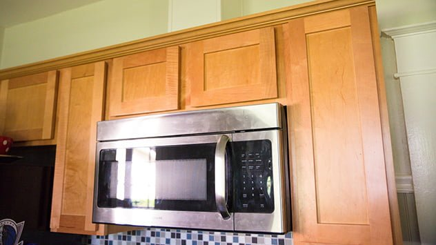 How to Vent an OvertheRange Microwave to the Outside