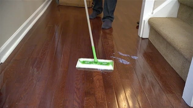How to Revitalize Hardwood Floors  Todays Homeowner
