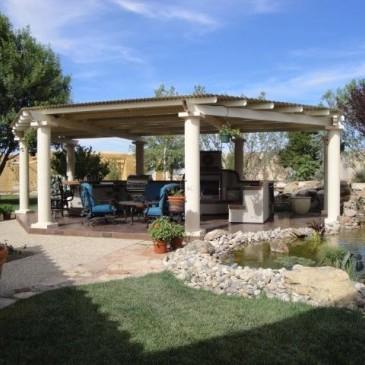 solara adjustable patio cover