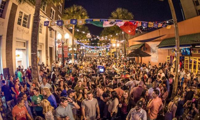 Dos XX Mas Block Party Todays Orlando