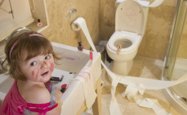 How To Handle Your Destructive Toddler Today S Parent