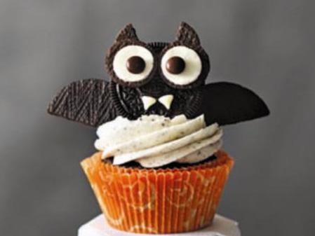 Halloween Cupcake How To Today S Parent