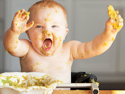 Is your baby ready for solid food  Todays Parent
