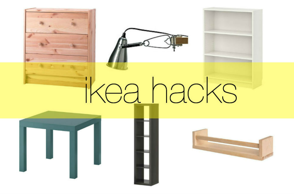 IKEA hacks: 10 budget