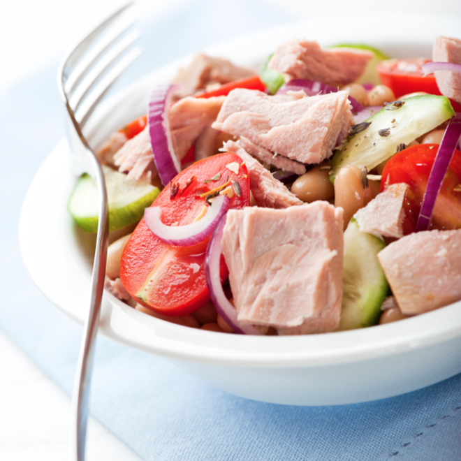 Is canned tuna during pregnancy safe? - Today's Parent