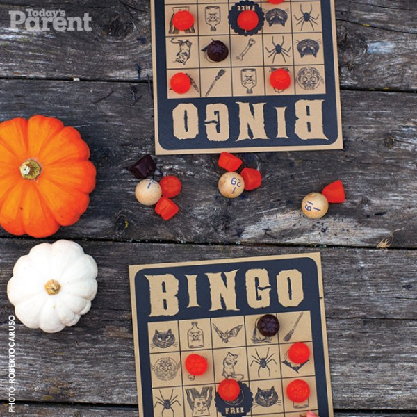 free halloween party games printables # 75