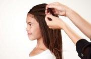 kids' hair dutch braid