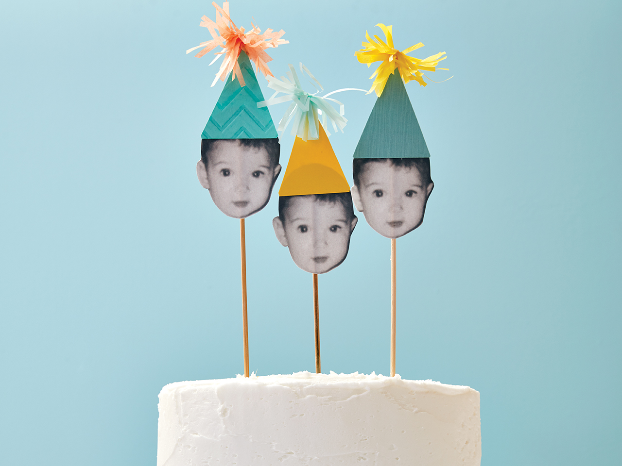 23 Easy Diy Cake Toppers