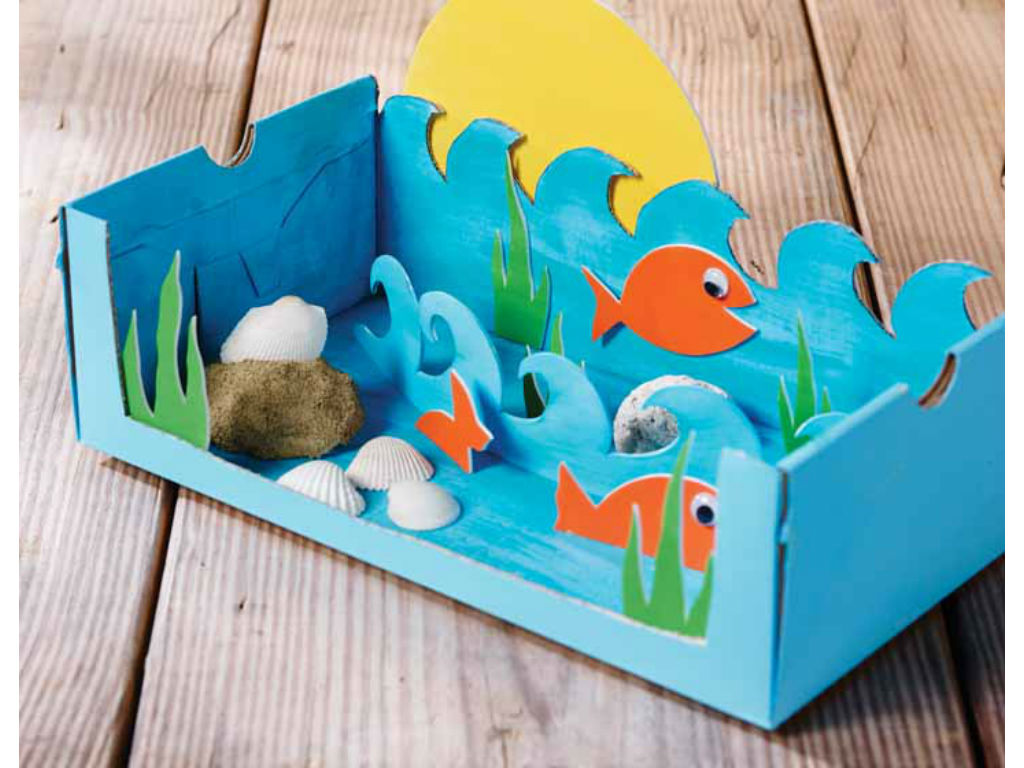 11 Shoebox Crafts For Kids Today S Parent