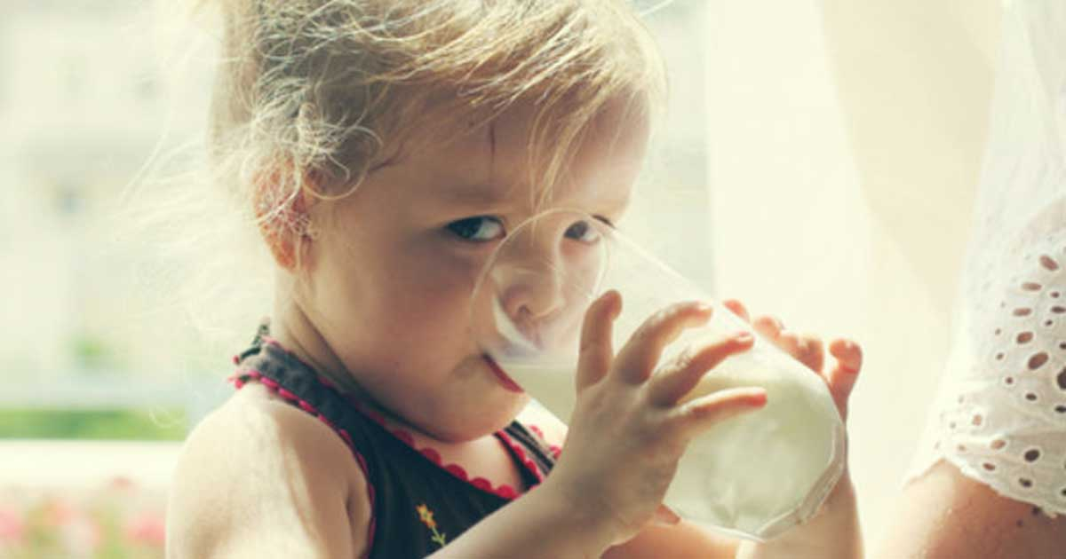 Whole Milk May Be A Healthier Choice For Kids Than Low Fat