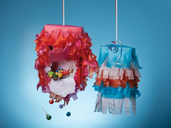 Make Cereal Box Pinata